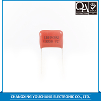 Good high frequency characteristics 1250V 392J metalized polypropylene film capacitor