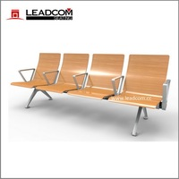 Leadcom 4 seater airport and hospital bench waiting (LS-529MF)