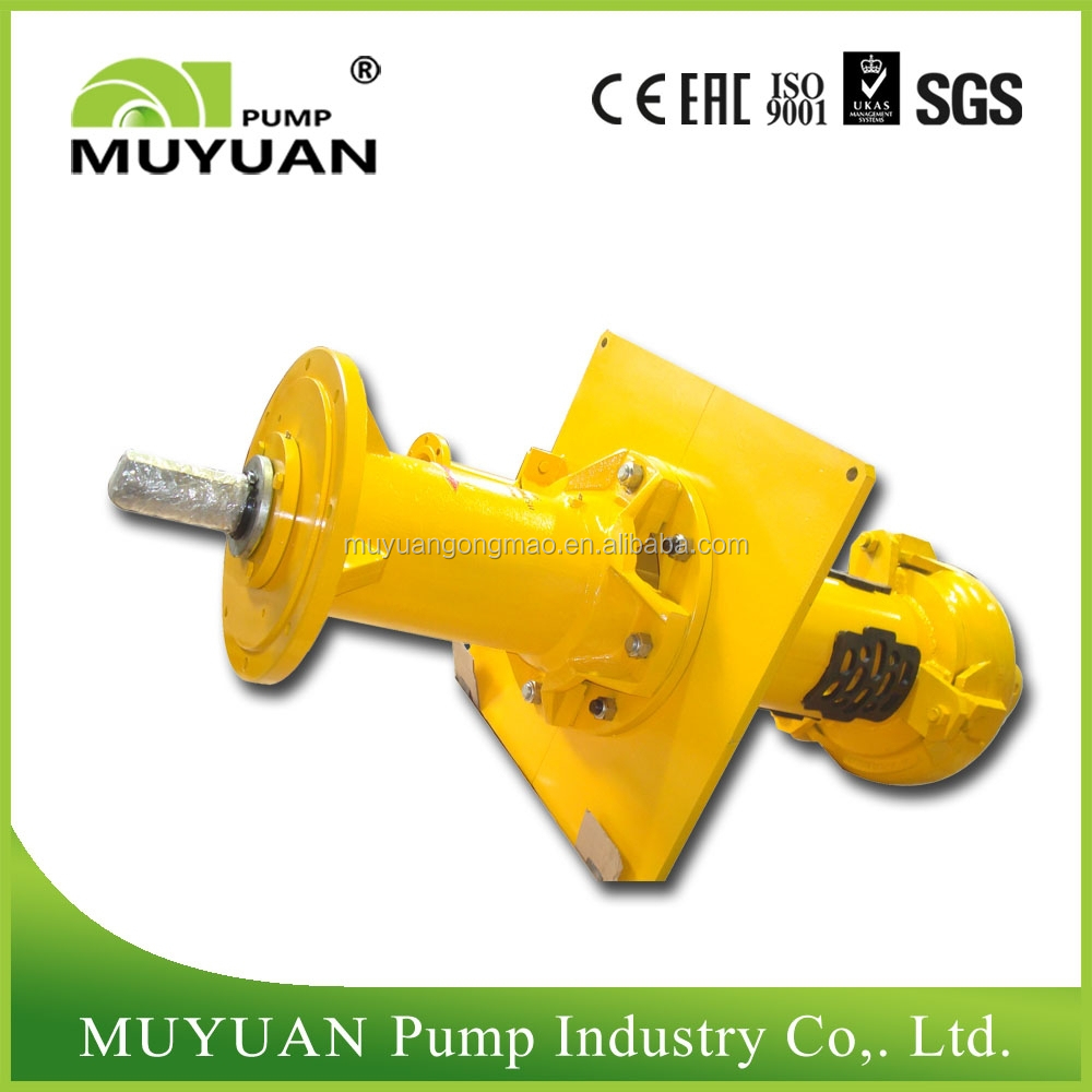 90 KW Motor Submersible Water Pump Centrifugal Vertical Slurry Pump