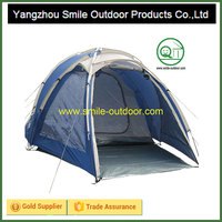 double decker making supplies china waterproof camping tent 4 person