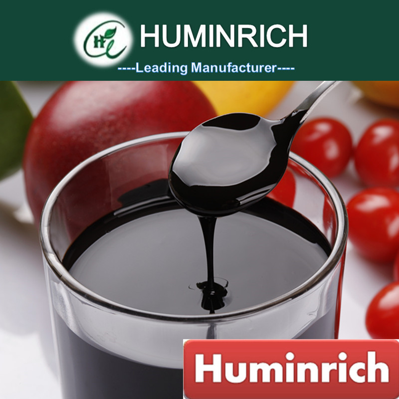 Huminrich Deep Irrigation Water Soluble Organic Fertilizer Liquid Products Based On HA / FA / AA