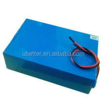 High Power 32650 Lithium LiFePO4 Battery Pack 16V 25ah For Electric Bike