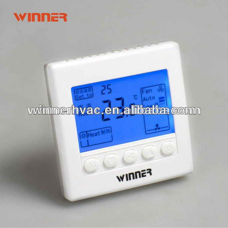 Hot digital thermostat elite temperature