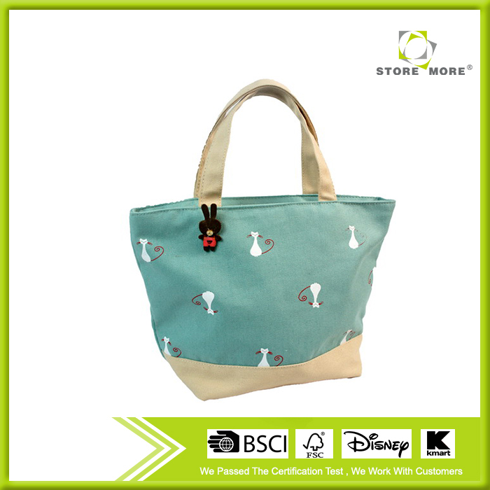 Store More Animal Boat Everyday Shopping Travel School Shoulder Bag Handbag Canvas Tote Bag