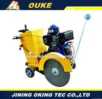 concrete cutter with famous brand gasoline engine