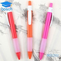 Bulk personalized gifts personal name new plastic ball pens
