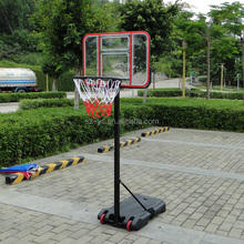 wholesale children junior basketball backboard and hoop