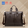 Leather office bags for cowhide genuine leather Sling Bags Briefcase Men Bag from China manufacturer low price