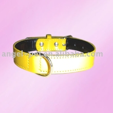 2012 Leather dog collar