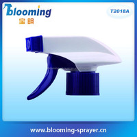 Glass cleanser handle long screw plastic trigger sprayer