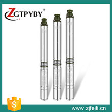 Lightweight submersible pump deep well submersible pump manufacturers