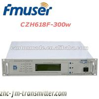 fmuer05 CZH618F 300W FM Broadcast transmitter 87MHz-108MHz used broadcast equipment for sale