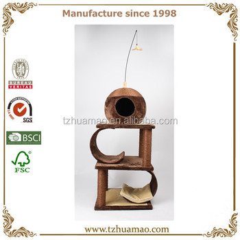 hot sales/cat house/cat condo/wooden cat tree/cat towers/cat toy