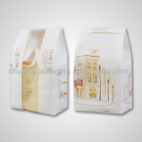 kraft paper bag manufacturer in China / kraft paper bag for food