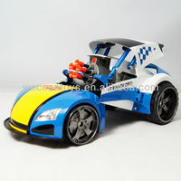 Weccan iPhone/Android controlled RC transform stunt car, missile, nice music, and superior quality (i)