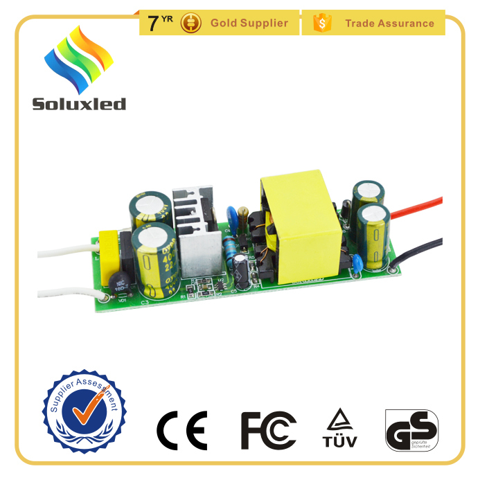 COB50W Constant Current LED Driver, LED Power Supply