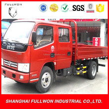 Dongfeng 4X2 Double cab light truck cargo truck Diesel engine