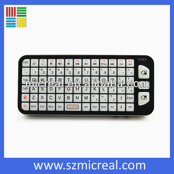 2.4GHz 3D Wireless Keyboard and Air /Fly Mouse with USB Receiver ( Item No. MR-AKM020)