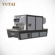 Alibaba Best Sellers Yutai Machinery 380V Shoes Toe Moulding Machine