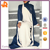New Style Fashionable OEM Muslim Kimono Abaya Party Dress Women Long Kaftan