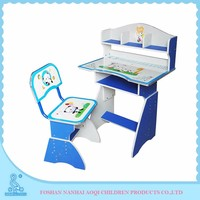 2070 Moden Design Can Be Customized Kids Study Table And Chair
