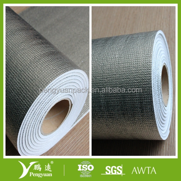 Aluminum foil EPE foam heat insulation for packaging materials