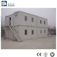 Sandwich Panel Steel Structure Container House Hotel