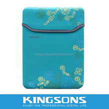 2013 Best Sale Waterproof Neoprene Laptop Sleeve Tablet Case for Girls