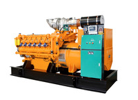 Googol 2 mw gas generator for Biogas / Natural Gas