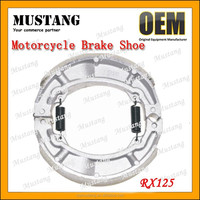 Good Quality RX125 Brake Shoes For Motorcycle