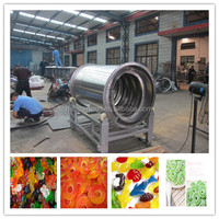Easy Operated Sugar Coating Machine Low Price/Jelly Candy Machine