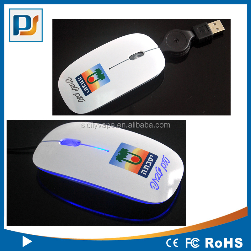 Factory direct hot selling cheap wired mouse, optical mouse with blister package