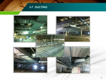 Installation of Ducting