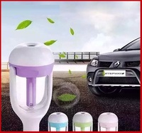 wholesale mini car essential oil cool mist impeller humidifier aroma diffuser with USB