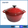 Cast Iron Cookware Casserole Pot/ Japanese Cast Iron Cookware/ European enemal coating cast iron hot pot