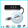 Black digitus gigabit usb 3.0 to rj45 network ethernet adapter