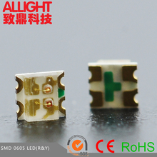 LED diode bicolor 0603 SMD LED red yellow