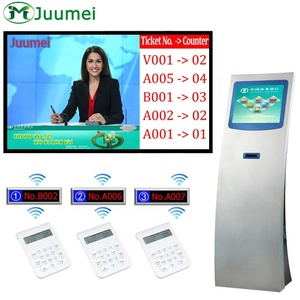 Juumei Easy control queue management software, queueing system software