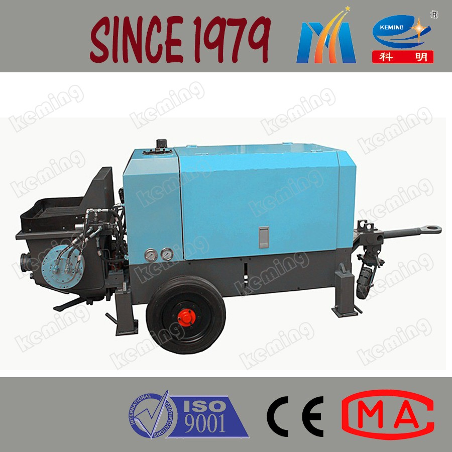 Small Hydraulic Mini Concrete Pump