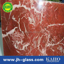 sandblasting CE certificated new building materials interior flooring type jade glass for decoration