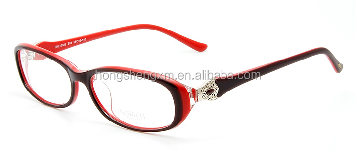 Latest Optical Eyeglass Frame For Women Italy Brand Manufacturers In China Wholesale