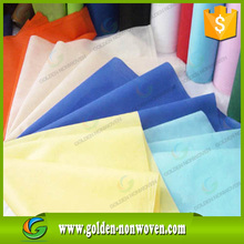 Factory price pp non woven fabric/non flammable bag material non wovens wholesale