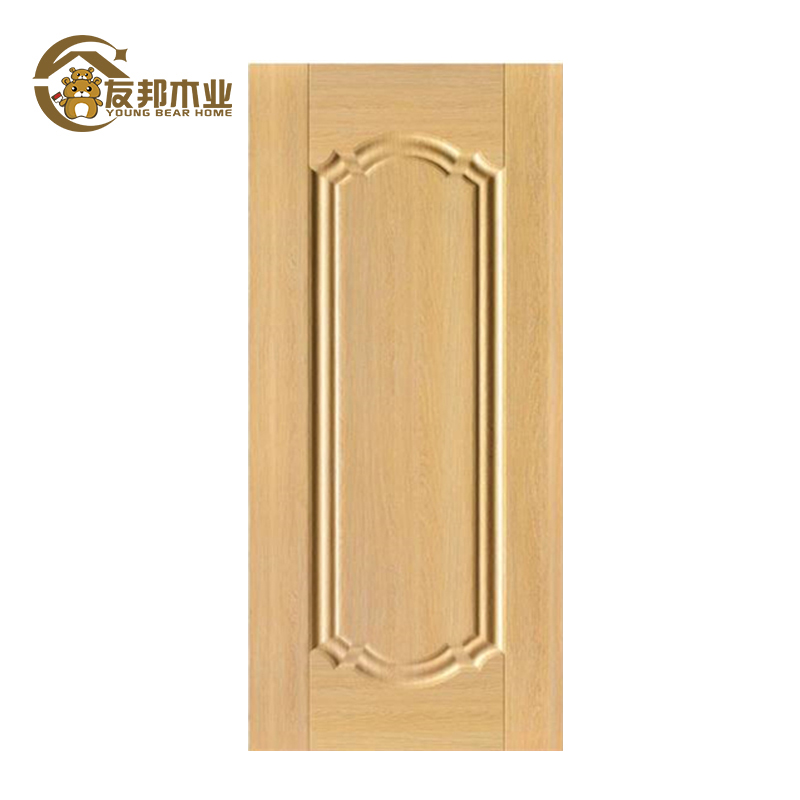 Factory price melamine door skin beautiful design inner house door