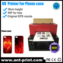Hot Selling A3+ Size Multifunction LED UV Flatbed Cellphone Case printer and digital Inkjet Printer