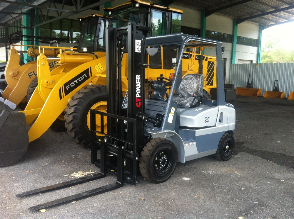 Ct Power 25t Forklift For Sale In Malaysia Buy Ct Power 25t