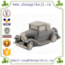 factory custom made handmade carved hot new product resin miniature antique cars