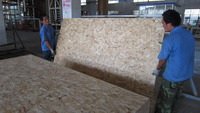 OSB for water resistant wood