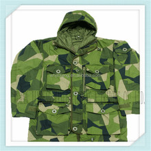 Quality choice Digital woodland camo m65 field army military jacket
