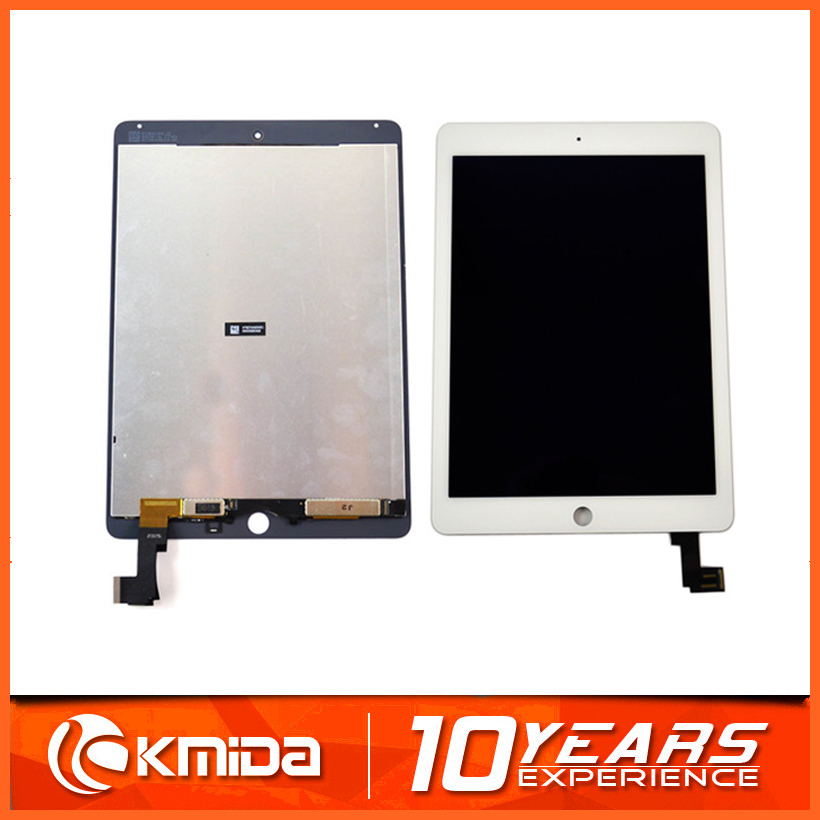 Wholesaler price for Ipad Air 2 lcd touch screen digitizer assembly,white&black