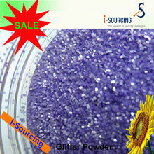 Factory direct sale hexagonal Good quality sequins flakes glitter powder